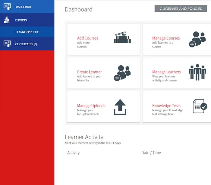 Management Login Portal